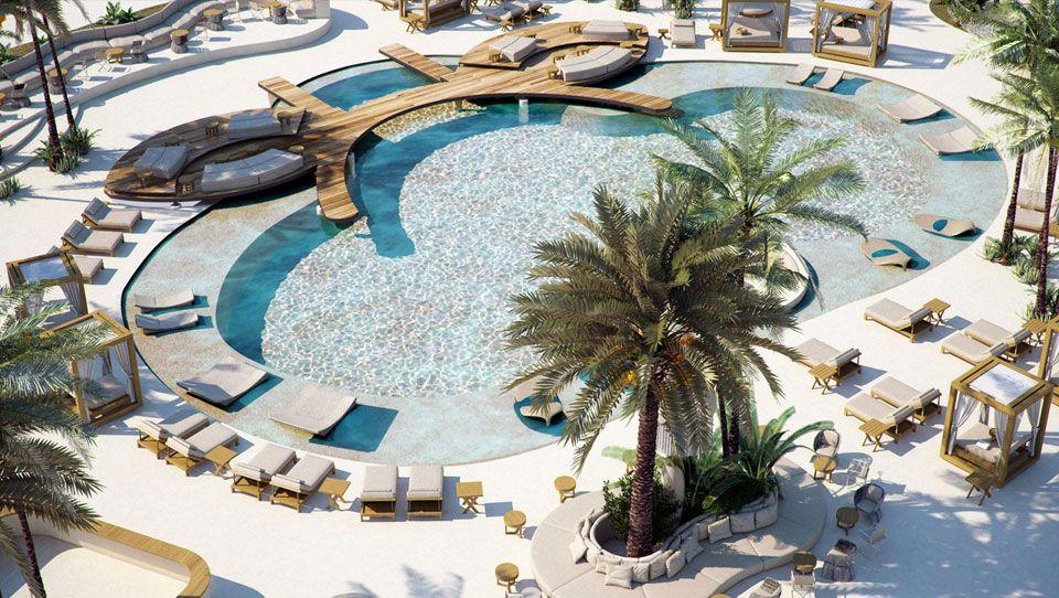 Terraza hotel Destino